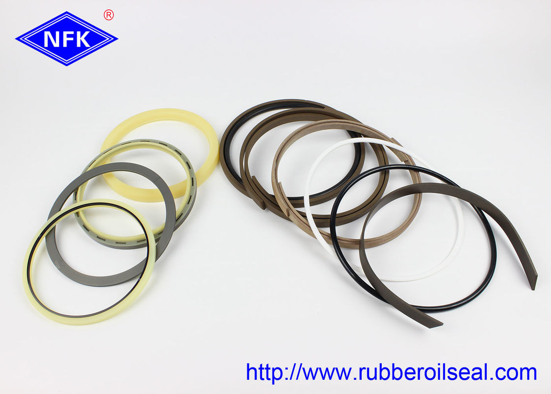 Excavator​​ Bucket Seal Kit For KATO HD2045 70 Mpa Pressure Strong Sealing Capacity