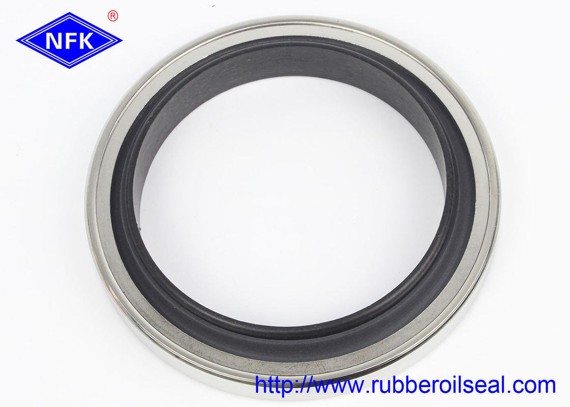 Skeleton PTFE Rubber Oil Seal Stainless Steel Air Compressor With Enough Inventory